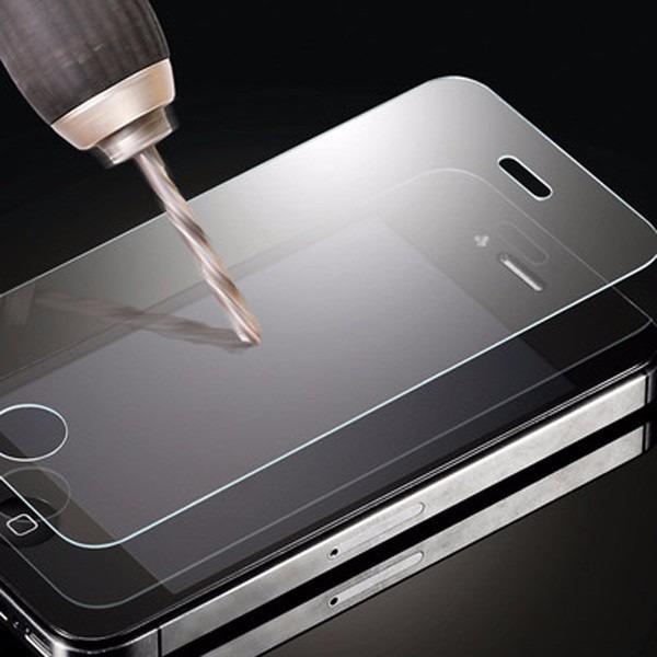 76013b748ba Película Vidro Blindada iPhone 5/5s/5c/se Original Inova - R$ 6,00 ...