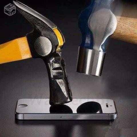 película vidro temperado anti impacto - motorola razr d3