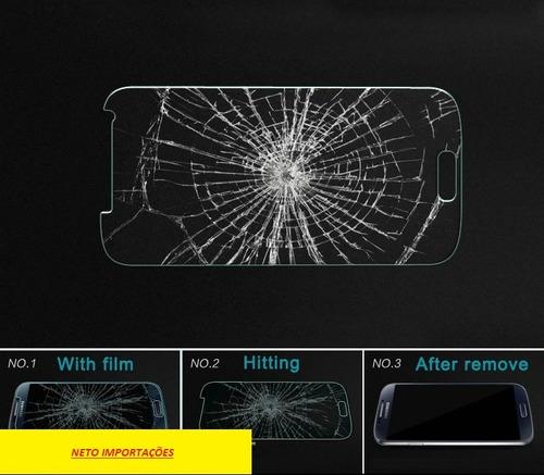 película vidro temperado blindada lg g2 d801 d802 d803 d805