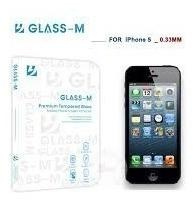 película vidro temperado glass-m iphone 6 e 6s escudo apple