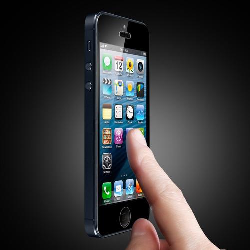 película vidro temperado glass m  premium 9h iphone 5 5c 5s
