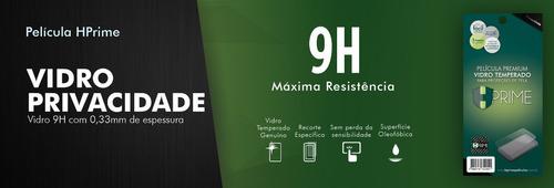 película vidro temperado hprime iphone 6 6s - privacidade