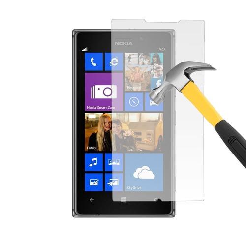 película vidro temperado nokia lumia 830 835 ant impact fret