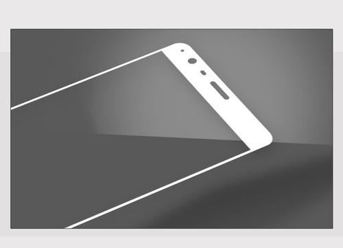película vidro temperado oneplus 3 / 3t - 9h 3d branca