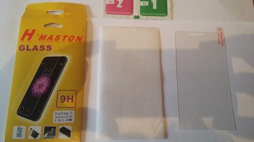 película vidro temperado zenfone 5 antirrisco premium