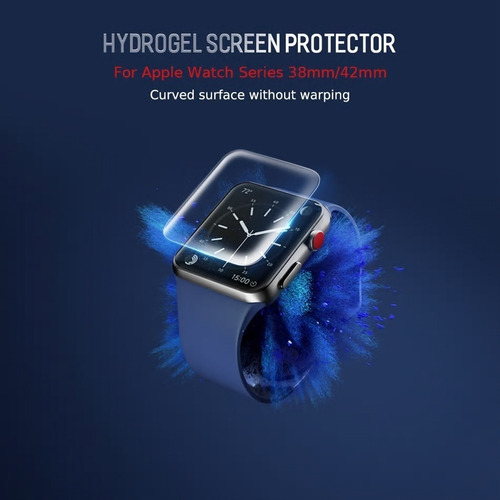 película watch 3 42mm king shield hydrogel (3x unid tela)