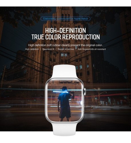 película watch active 1 kingshield hydrogel (3x unid tela)