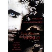 Animeantof: Dvd Frailty Las Manos Del Diablo - Suspenso
