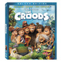 The Croods - Bluray 3d+2d+dvd