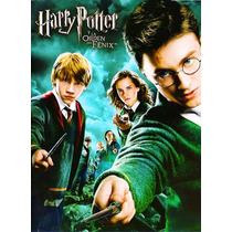 Animeantof: Dvd Original Harry Potter Y La Orden Del Fenix