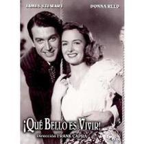 Dvd Original : Que Bello Es Vivir - Clasico 1946 Imperdible