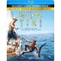 Blu Ray Kon Tiki: Un Viaje Fantástico - Stock - Nuevo
