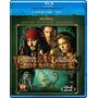 Blu Ray Piratas Del Caribe 2: El Cofre De La Muerte - Stock