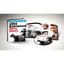 Harry El Sucio - Bluray Con Libro - Clint Eastwood