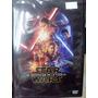 Dvd - Star Wars 7: El Despertar De La Fuerza