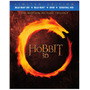 El Hobbit Box Set Bluray Edicion Limitada Usa Sellado