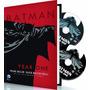 Blu Ray Batman Year One + Graphic Novel - Stock - Nuevo