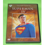 Superman Iv Christopher Reeve Pelicula Dvd Original