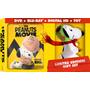 Blu Ray The Peanuts: La Película Edición Limitada - Stock