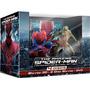 Blu Ray Spiderman 3d - 2d - Edición Limitada - Stock - Nuevo