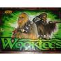 Poster Wookiees Star Wars Ozzyperu