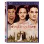 The Twilight Breaking Dawn Especial Blu-ray Original Nuevo