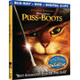 El Gato Con Botas Bluray +dvd +copia Digital Amazing