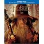 Blu Ray El Hobbit: Un Viaje Inesperado 3d - 2d - Stock