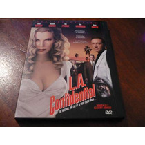 L.a. Confidential (made In Usa) 1997 Los Angeles Al Desnudo