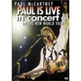Dvd Paul Is Live In Concert On The New World Tour
