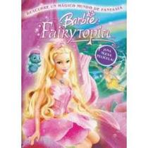 Animeantof: Dvd Barbie Hadas Fairytopia - Niño-madre-navidad