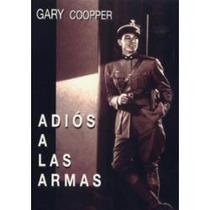 Animeantof: Dvd Adios A Las Armas - Clasico 1931-iphon-lapto