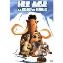 Animeantof: Dvd La Era Del Hielo - Ice Age 1 - Original