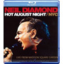 Blu - Ray - Neil Diamond - Noche Calida De Agosto