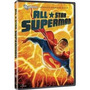 Dvd All Star Superman - Estrellas Dc Navidad Dia Padre Niño
