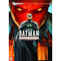 Batman El Misterio De La Capucha Roja Under The Red Hood Dvd