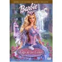 Animeantof: Dvd Barbie En Lago De Los Cisnes - Navidad Niño