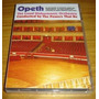 Dvd - Opeth - The Loyal Disharmonic Orchestra