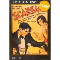 Dvd Scarface - Caracortada - Version Original 1931 H. Hughes