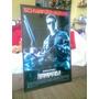 Terminator 2 Afiche Original De 1992