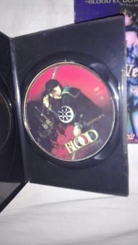 películas anime 4 discos
