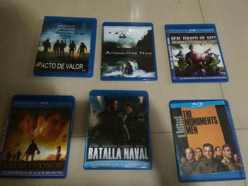 películas blu-ray de guerra
