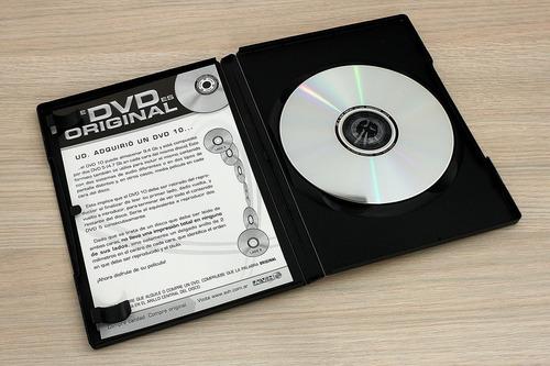 películas clásicas dvd - naranja mecánica - el color púrpura