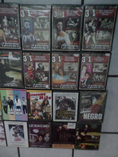 peliculas clasicas mexicanas descontinuadas endvd originales