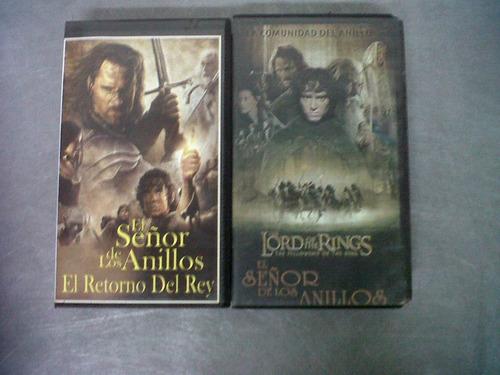 películas comedia, aventura vhs y dvd de colección