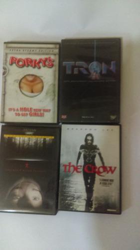 peliculas de culto dvd originales como nuevas