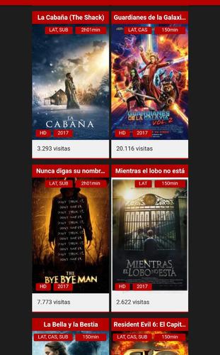 películas de estreno hd en tu android