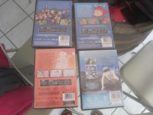 peliculas de studio ghibli y hayao miyazaki varios titulos