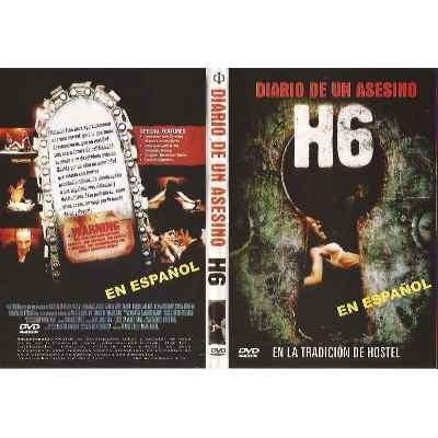películas de terror y suspenso coleccion de 6 dvd