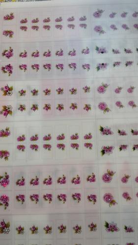 películas de unhas gel - impressas hd - 70 cartelas